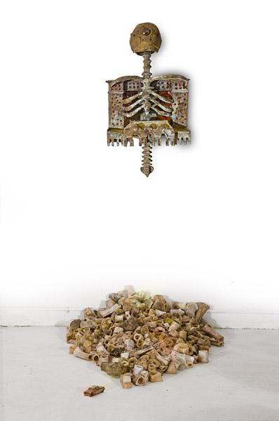 "Marsha Pels, ""Self-Portrait, Detroit"""