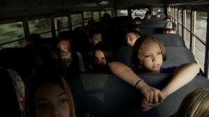 A still from Bully, which follows the lives of families and chidlren affected by school bullying. Image courtesy the Weinstein Company.