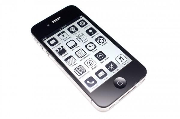Anton Repponen's concept reimagines the classic Apple OS interface on the iPhone. Images via http://work.repponen.com.