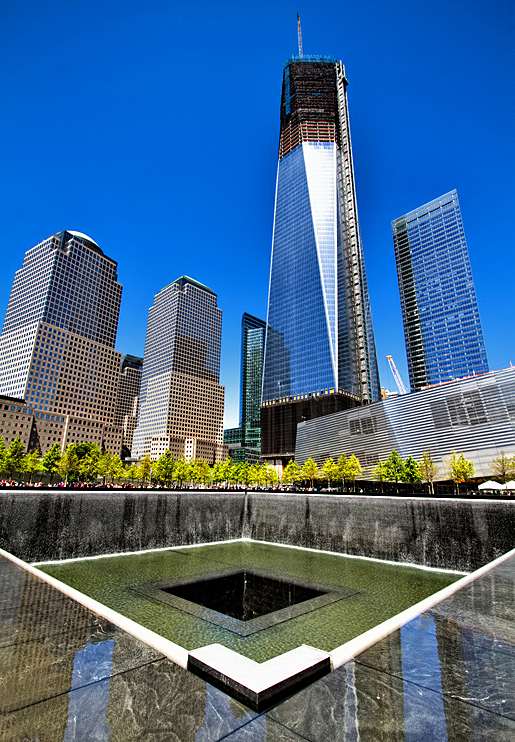 Wtc1 Is Officially The Tallest Building In New York