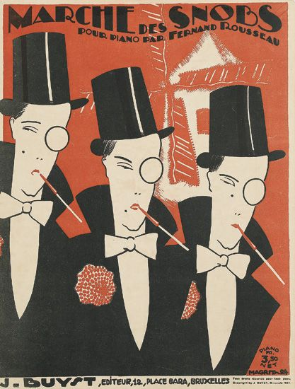 The Unknown Sheet Music Covers of René Magritte