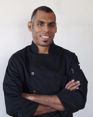 Chef Ramon Ruiz