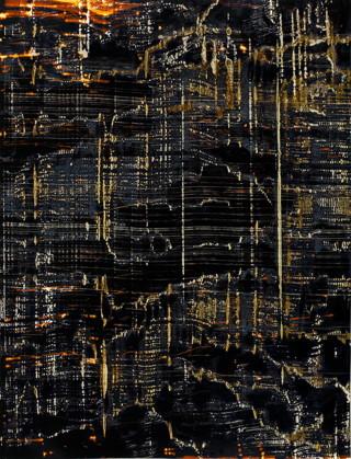 "Marco Breuer, ""Untitled (C-1125)"""