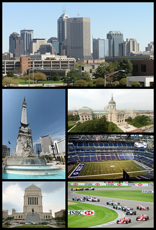 Wikipedia's Indianapolis