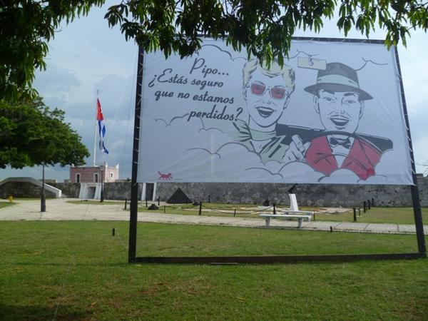 """Jorge Rodríguez Diez, installation from """"Lost"""""""