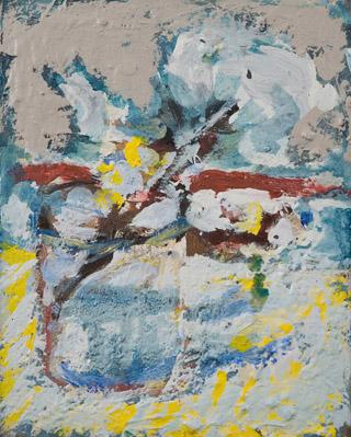 """Gandy Brodie, """"Still life after Van Gogh"""""""