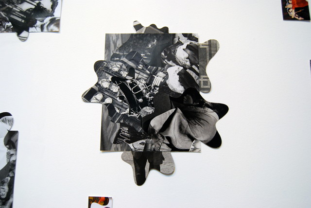 "Tim Spelios, ""Ameboid Installation"""