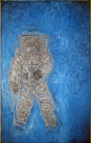 "Gandy Brodie, ""The Astronaut"""