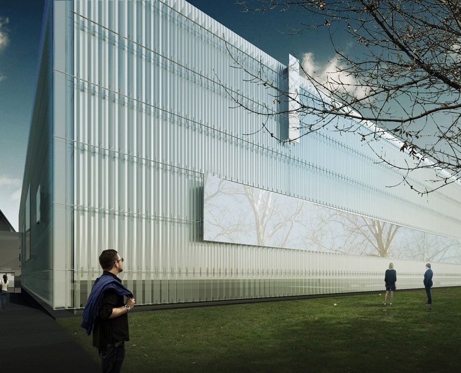 Largest Contemporary Glass Museum To Open In Upstate Ny