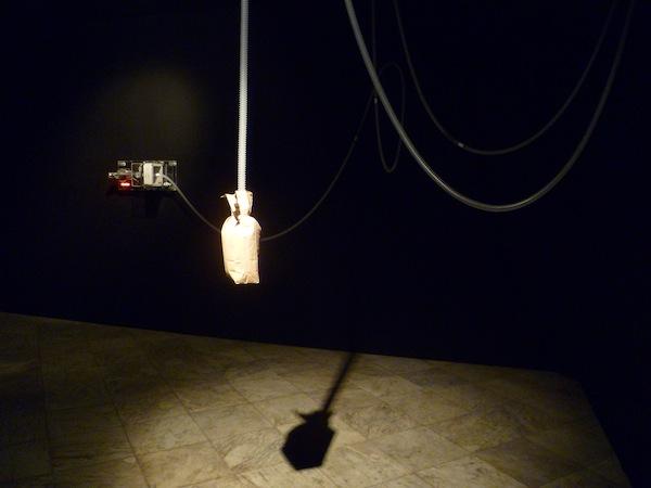 """Rafael Lozano-Hemmer, """"Último Suspiro"""""""