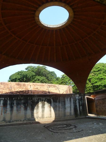 Gabriel Orozoco biennial installation