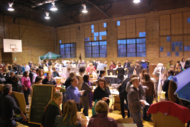 FoodCon at Harrison Center for the Arts