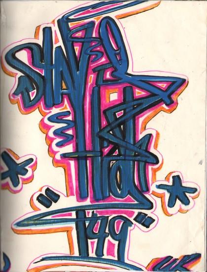 artists remember stay high 149  graffiti innovator and artist
