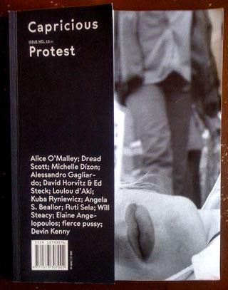 Capricious Magazine, Issue #12 — Protest
