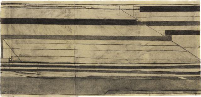 """Richard Diebenkorn, """"Untitled (Ocean Park)"""""""