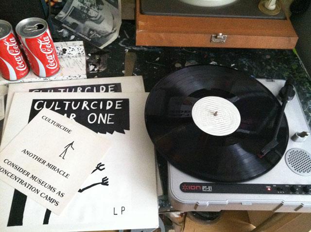 Culturcide's first single