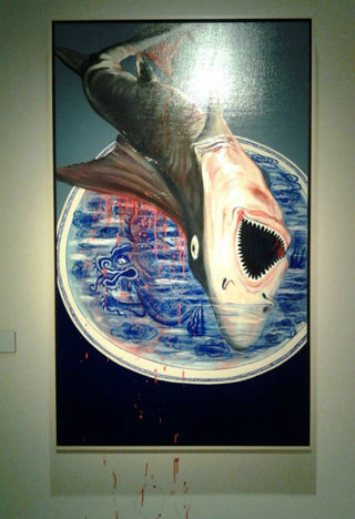 """Judy Cotton, """"Shark Fin Soup"""""""