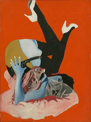 Female Artists, Female Bodies
