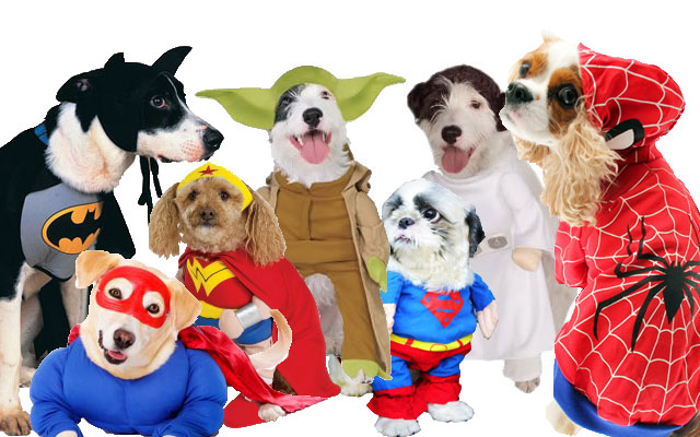 Could man's best friend be transformed into the super hero of our dreams?
