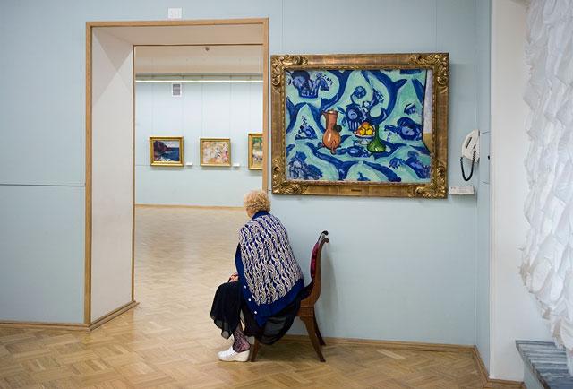 """Matisse Still Life, Hermitage Museum"""