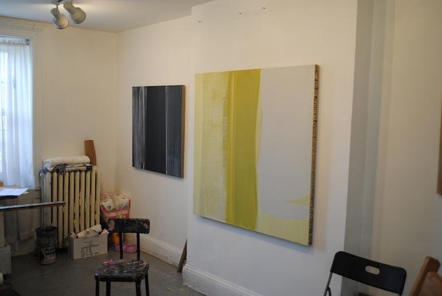 Marcy Rosenblat's studio