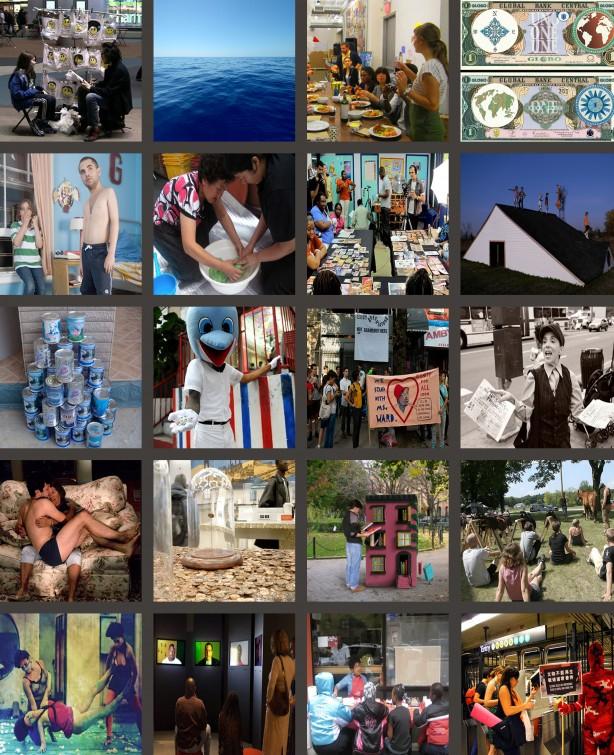 Artist Files participants