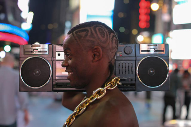 Brandon Stanton, photograph for Humans of New York