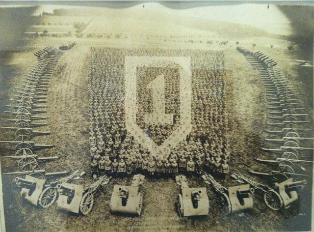 "Photographer unknown, ""1st Field Artillery Brigade"" (1914)"