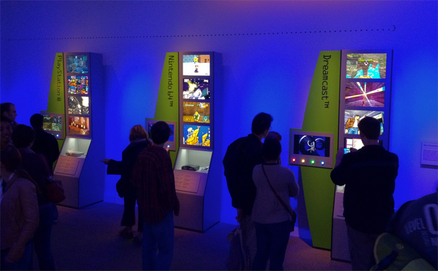 Smithsonian's Art of Video Games to Tour Across the U.S.