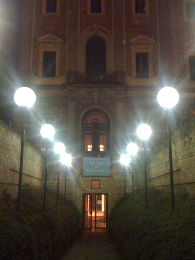 Museo di Antichità (Museum of Antiquities) in Torino