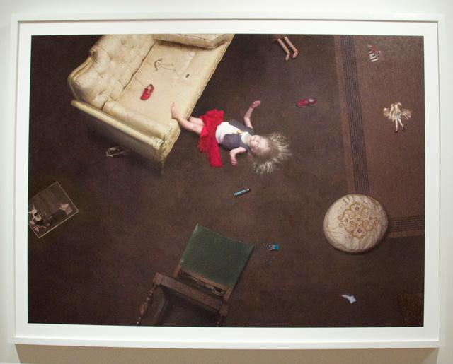 """Julie Blackmon, """"Sharpie"""" (2012)"""