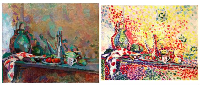 Matisse, (All images courtesy Metropolitan Museum)