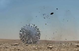 Massoud Hassani's Mine Kafon (Scree capture by Hyperallergic)