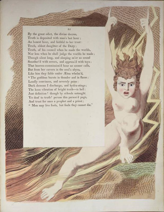 One of the recently discovered William Blake etchings (image via the Independent, all others courtesy the John Rylands Library)