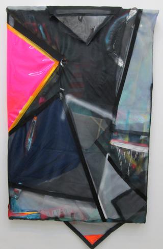 "Deshawn Dumas, ""Of the Spectacle"" (2012) (via kravetswehbygallery.com)"