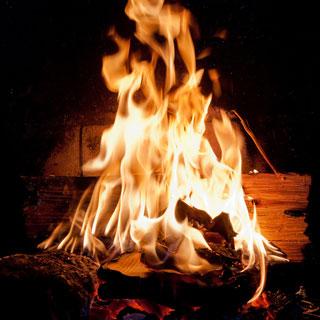 Burning books (image via Flickr/jronaldlee)