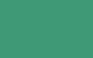 Pantone's Emerald Green (Image via Pantone)