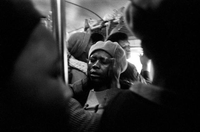 "Santu Mofokeng, ""Laying of Hands, Johannesburg - Soweto Line"" (1986) (via cargocollective.com/santumofokeng)"