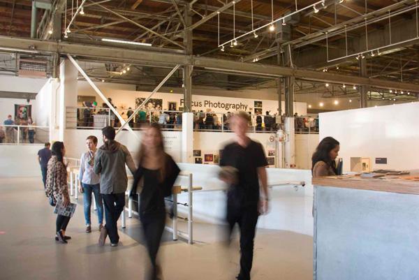 Over 15 000 attend inaugural la art book fair for Craft fair los angeles