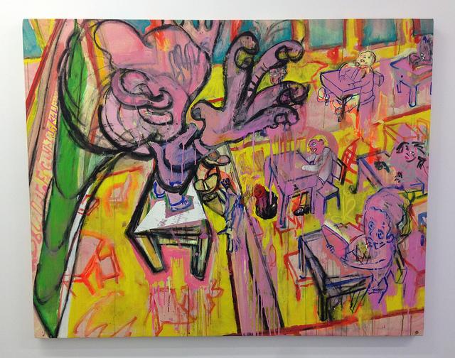 """Danny Licul, """"History Lesson"""" (2012)"""