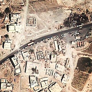 One of James Bridle's Dronestagram photos (image via instagram.com/dronestagram)