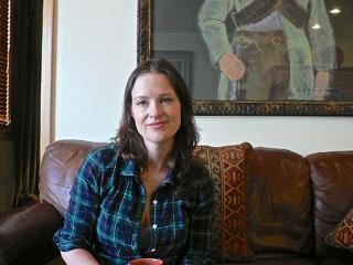 Writer/director Liz W. Garcia