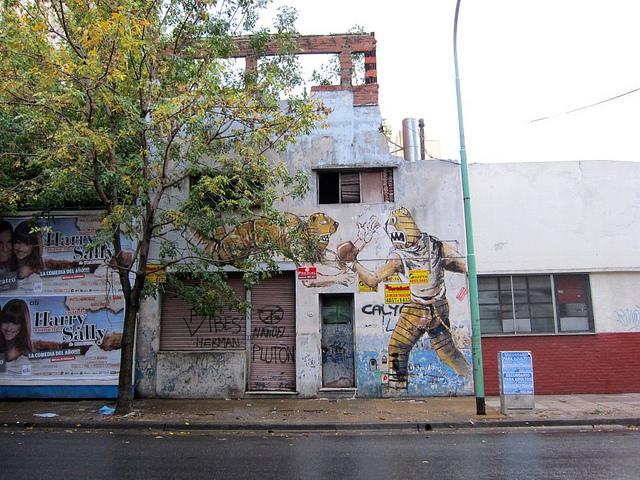 Mural by Jaz