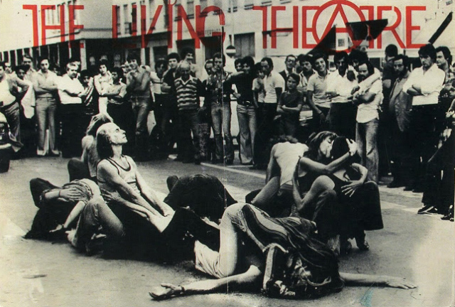 The Living Theatre (via the Living Theatre)