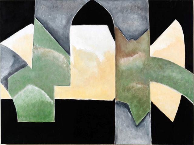"""Sarah Plimpton, """"Thinking Twice,"""" (2012)"""