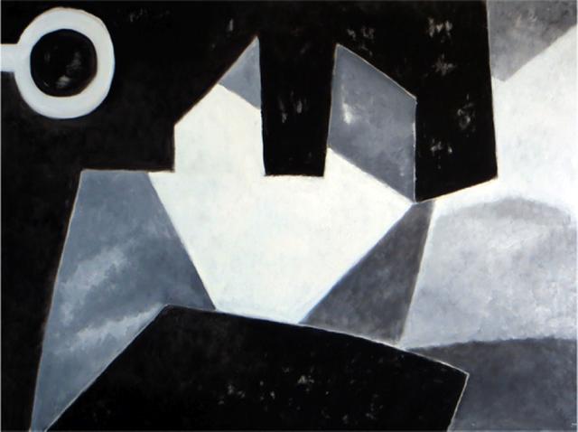 """Sarah Plimpton, """"Black Dream,"""" (2010)"""