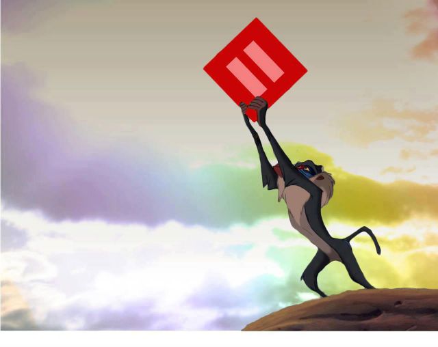 Lion King HRC meme