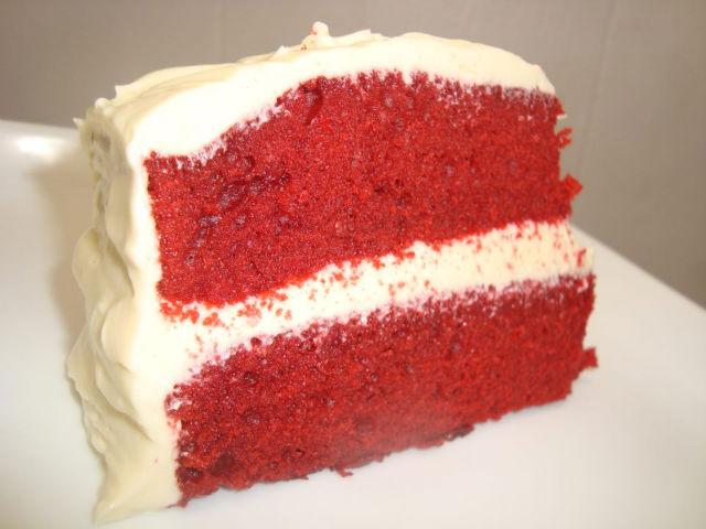 Red velvet cake HRC meme