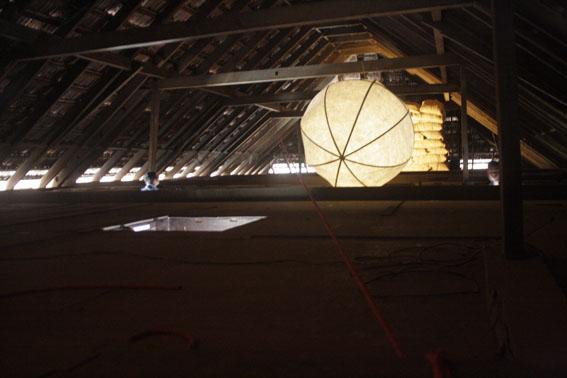 """Anita Dube, """"Splitting the Subject"""" at the Kochi-Muziris Biennale"""