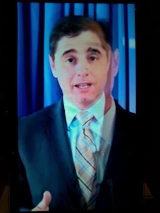 """Josh Poehlein's """"Announcement"""" (nd)"""